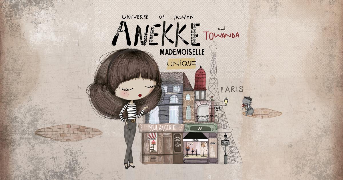 Anekke Couture: Chanson De Toile