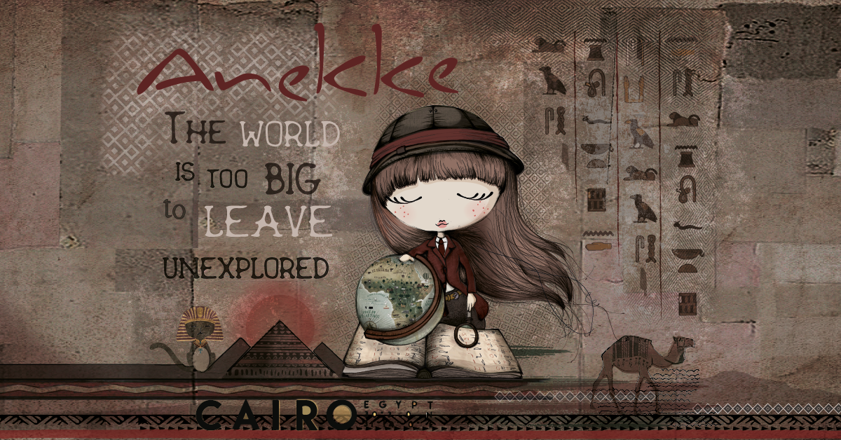 Anekke Egypt: The Enigma Of Anekke