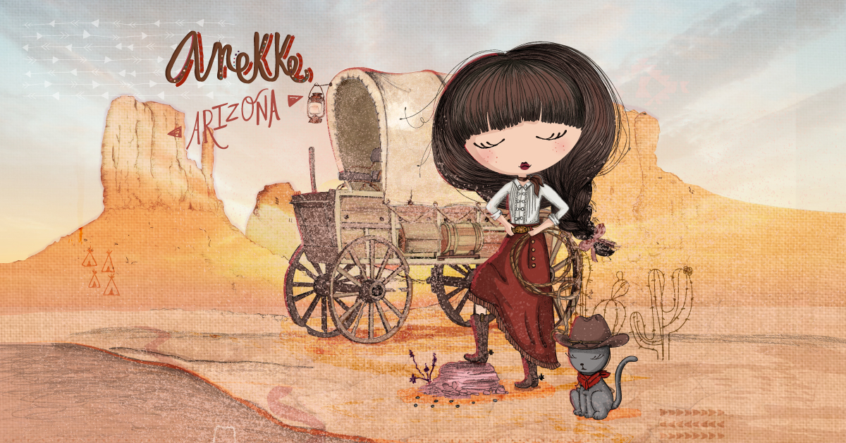 Anekke Arizona: A Dream Called Arizona