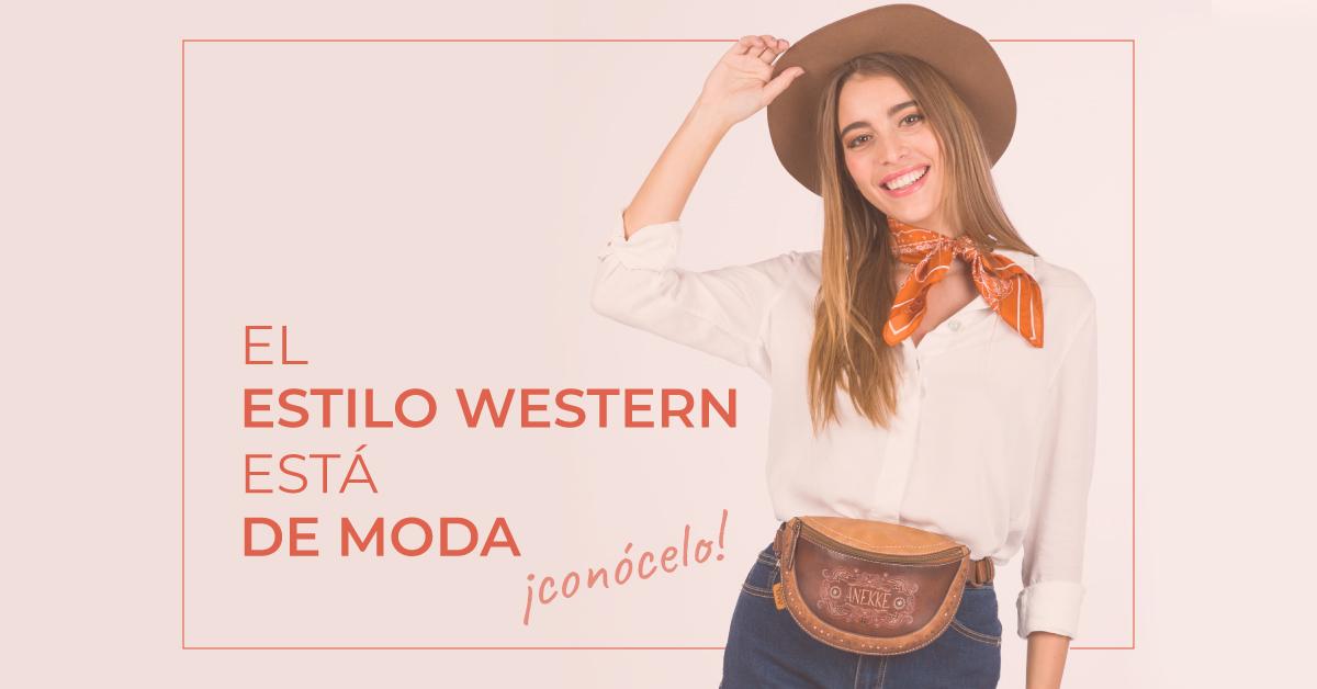 El Estilo Western Está De Moda: ¡conócelo!