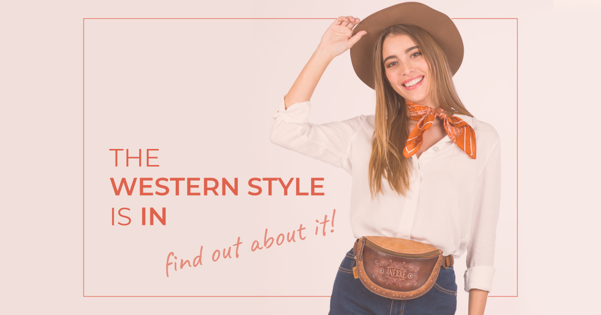 The Western Style Is In: Find Out About It!